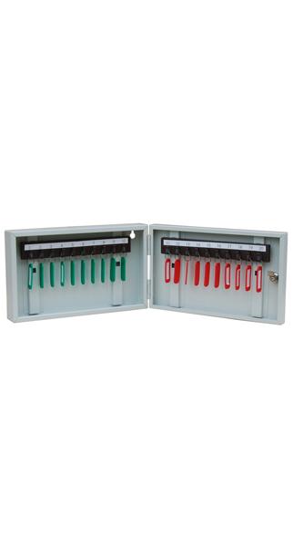 Шкаф для ключей КЛ-20 с брелками купить недорого в Екатеринбурге